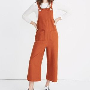 Madewell Texture & Thread Patch Pocket Overall NWT